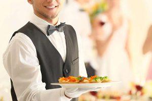 servicio camareros